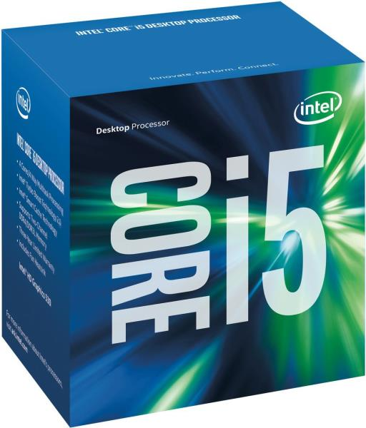 Intel Core i5 (6th Gen) i5-6600 Quad-core (4 Core) 3.30 GHz Processor - Retail Pack - 6 MB Cache - 3.90 GHz Overclocking Speed - 14 nm - Socket H4 LGA-1151 - HD Graphics 530 Graphics - 65 W BX80662I56