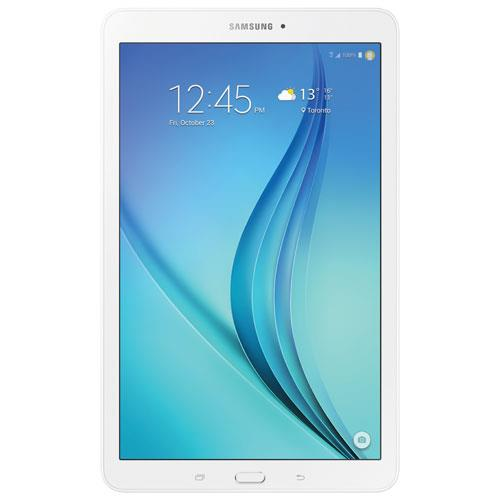 "Samsung Galaxy Tablet E 9.6"", White (SM-T560NZWUXAC) [Canadian Version]"