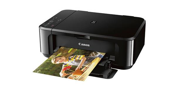 CANON PIXMA MG3620 WIRELESS ALL-IN-ONE INKJET PRINTER WITH 2-SIDED PRINTING - BLACK 0515C003