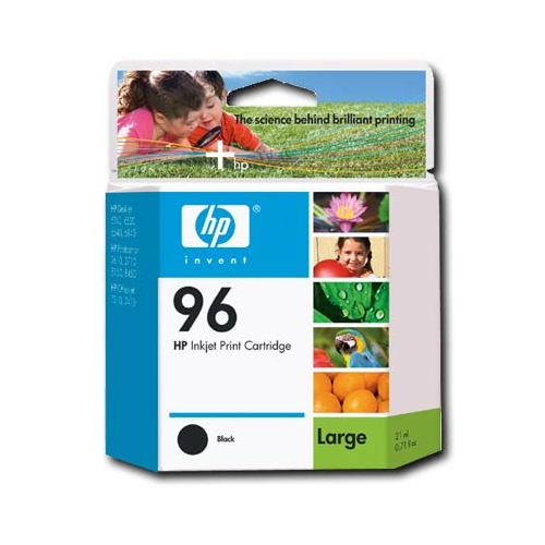 HP - C8767WC 96 Black Print Cartridge