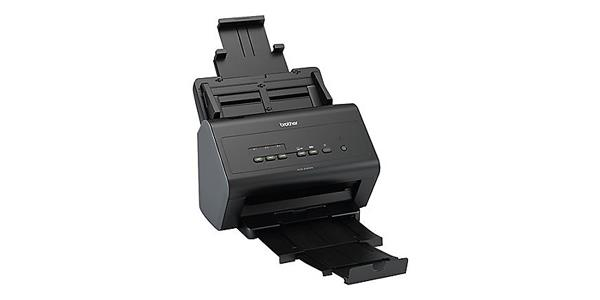 Brother ImageCenter ADS-2400N Document Scanner - Duplex - Color - Desktop Scanner - 40ppm - Gigabit Ethernet - 24-bit color - USB 2.0 ADS2400N