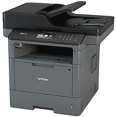 Brother MFC-L5800DW 42PPM 70-PAGE ADF LEGAL-SIZE Duplex Wireless Multifunction Mono Laser Printer MFCL5800DW