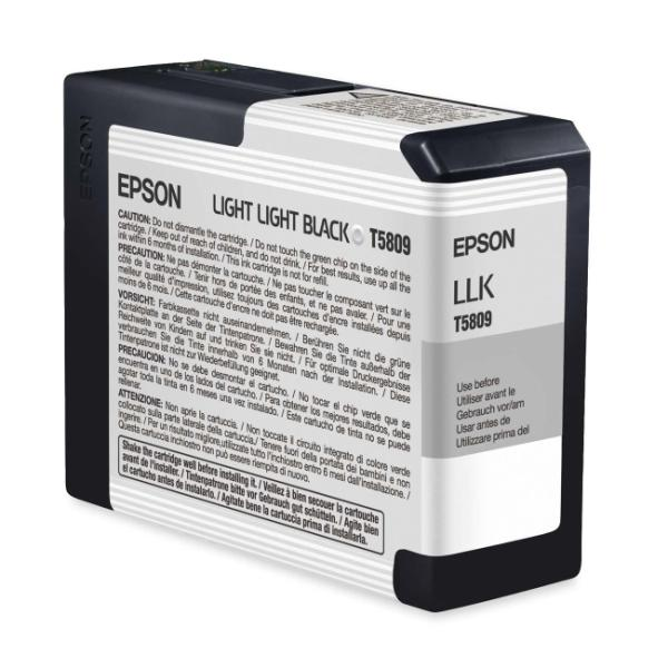 Ink Cartridge - Light Light Black - for Stylus Pro 3800