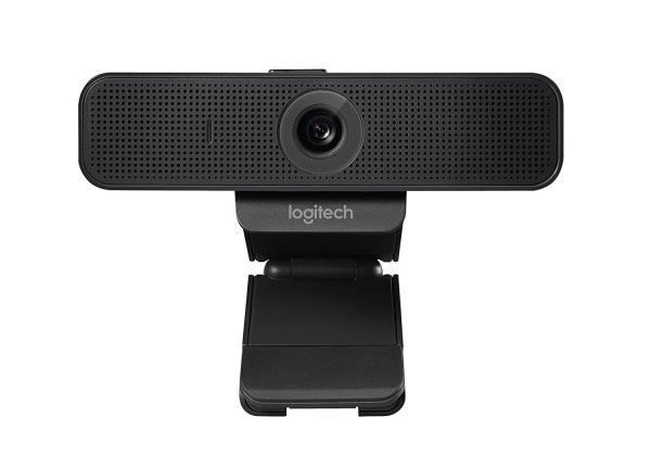 Logitech C925e Webcam - 30 fps - USB 2.0 - 1920 x 1080 Video - Auto-focus - Widescreen - Microphone - Notebook, Monitor 960-001075