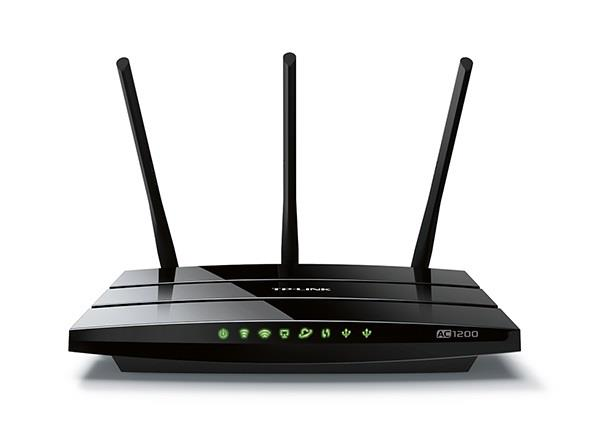 TP-LINK Archer C1200 IEEE 802.11ac Ethernet Wireless Router