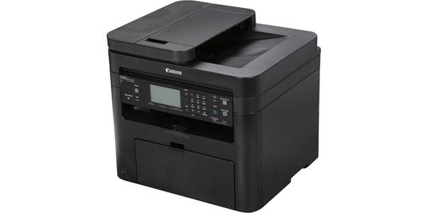 Canon imageCLASS MF MF236n Laser Multifunction Printer - Monochrome - Copier/Fax/Printer/Scanner - 24 ppm Mono Print - 600 x 600 dpi Print - 600 dpi Optical Scan - 251 sheets Input - Fast Ethernet 141