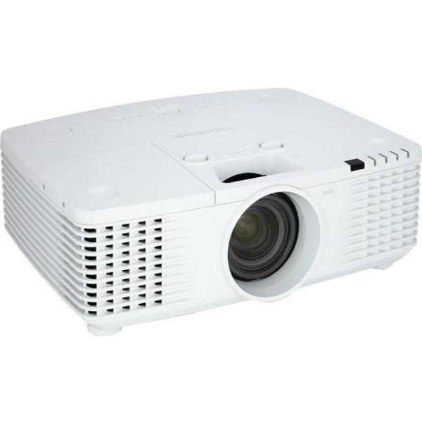 Viewsonic Pro9510L DLP Projector - HDTV - 4:3 - Front, Ceiling - 370 W - 1500 Hour Normal Mode - 3500 Hour Economy Mode - 1024 x 768 - XGA - 6200 lm - HDMI - DVI - USB - 480 W - 3 Year Warranty