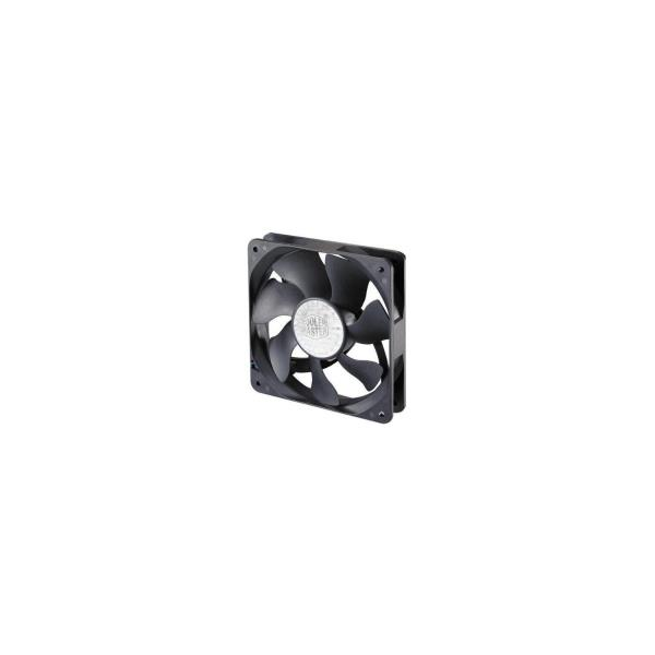 Cooler Master Blade Master 120 Black 120mm PWM Case Fan 600-2000RPM 21.2-76.8CFM R4-BMBS-20PK-R0