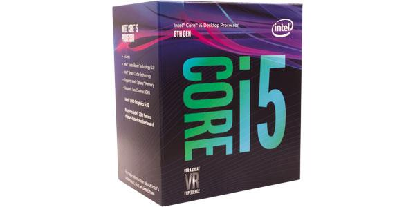 INTEL® 8TH Gen CORE I5-8400 Processor 2.8GHZ 9MB Cache 6CORES LGA1151 BX80684I58400