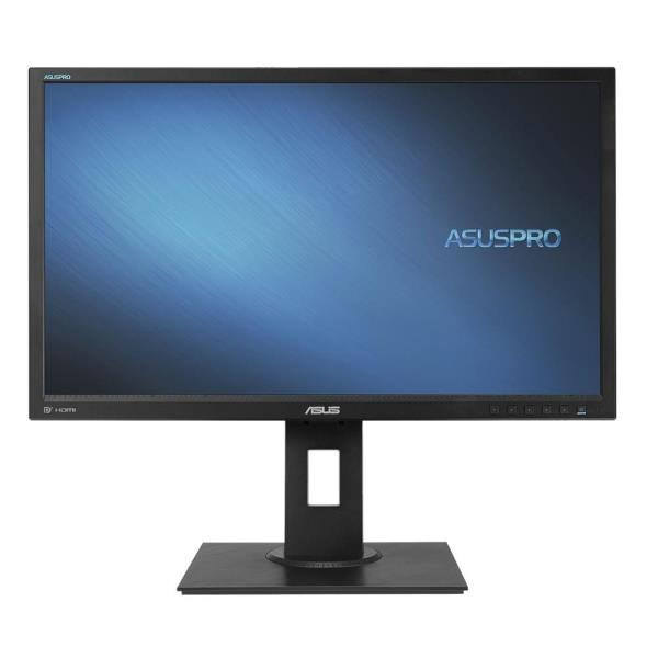 "ASUS ASUSPRO C624AQH 23.8"" Business IPS LED Monitor - 1920x1080 - 250 cd/m2 - 5ms GtG - 1000:1 Native Contrast Ratio - Built-in Speakers - HDMI - D-Sub - DisplayPort - DVI-D - 3.5mm Audio In/Out - Ful"