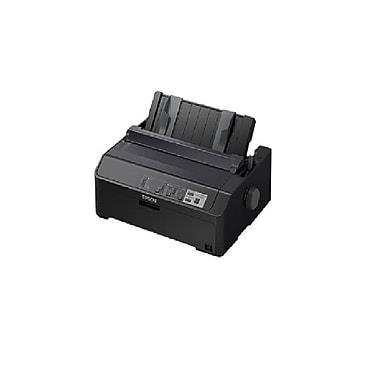 Epson LQ-590II 24-pin Dot Matrix Printer - Monochrome - 584 cps Mono - USB - Parallel C11CF39201