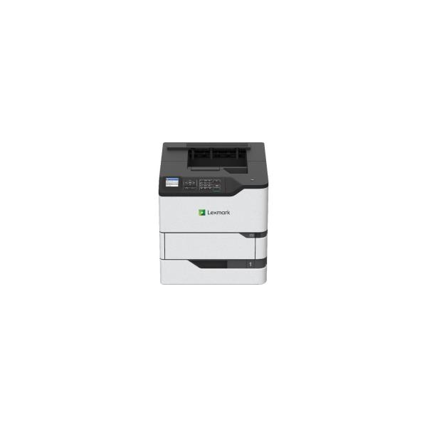 Lexmark B2865dw Laser Printer - Monochrome - 65 ppm Mono - 1200 x 1200 dpi Print - Automatic Duplex Print - 650 Sheets Input - Wireless LAN 50G0900