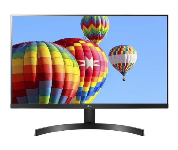 "LG 27MK600M-B 27"" Full HD LED LCD Monitor - 16:9 - In-plane Switching (IPS) Technology - 1920 x 1080 - 16.7 Million Colors - FreeSync - 250 Nit Typical, 200 Nit Minimum - 5 ms GTG - HDMI - VGA"