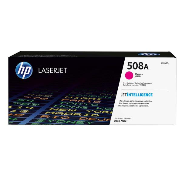 HP 508A Original Toner Cartridge - Single Pack CF363A