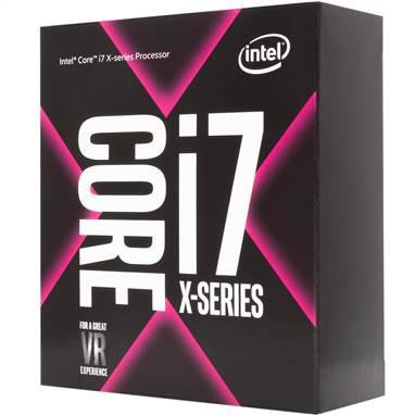 Intel CPU BX80677I77740X Ci7-7740X Kaby Lake