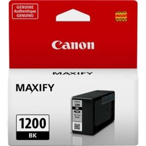 Canon PGI-1200 Original Ink Cartridge - Inkjet - Standard Yield - Black - 1 / Pack 9219B001