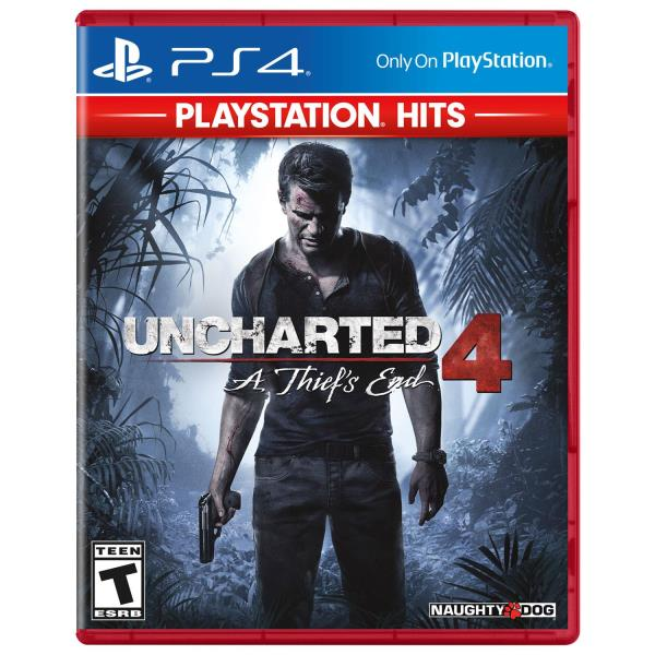 Uncharted 4: A Thief's End (PS4) 3003544