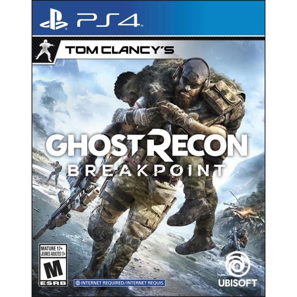 Tom Clancy's Ghost Recon: Breakpoint (PS4) UBP30502226
