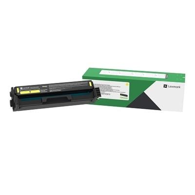 ~Brand New Original Lexmark IBM C3210Y0 Yellow Laser Toner Cartridge