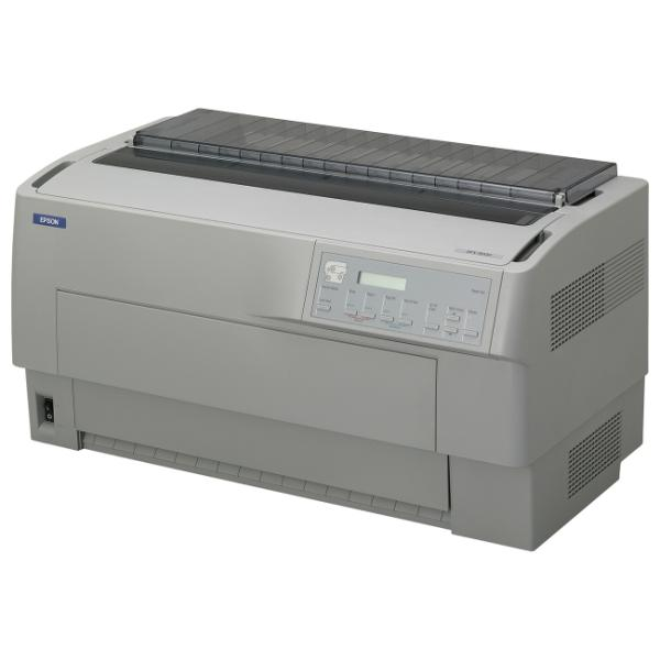 Epson DFX 9000 - Printer - B / W - dot-matrix - Roll (16.5 in) - 9 pin - up to 1550 char / sec - Parallel, Serial, USB