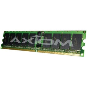 Axiom 16GB DDR3 SDRAM Memory Module - 16 GB (2 x 8 GB) - DDR3 SDRAM - 1066 MHz DDR3-1066/PC3-8500 - ECC - Registered - 240-pin DIMM 4529-AX