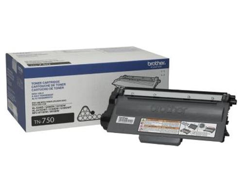 Brother TN750 Original Toner Cartridge