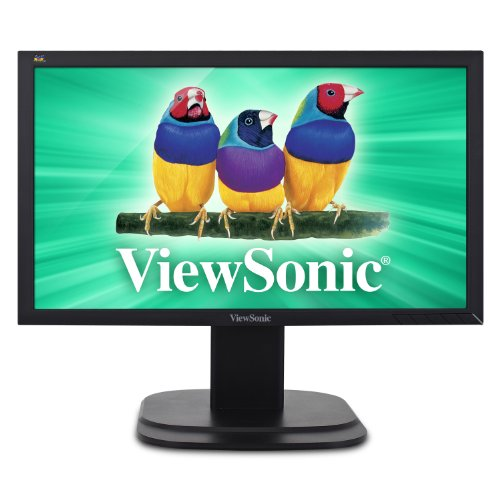 "Viewsonic VG2039m-LED 20"" LED LCD Monitor - 16:9 - 5 ms - Adjustable Display Angle - 1600 x 900 - 250 Nit - 1,000:1 - Speakers - DVI - VGA - USB - RoHS, REACH, EPEAT Silver, ENERGY STAR"