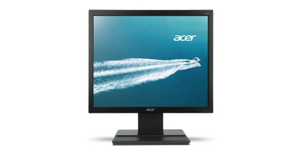 "Acer V176L 17"" LED LCD Monitor - 5:4 - 5ms - Free 3 year Warranty - Twisted Nematic Film (TN Film) - 1280 x 1024 - 16.7 Million Colors - )250 Nit - 5 ms - 75 Hz Refresh Rate - VGA UM.BV6AA.002"